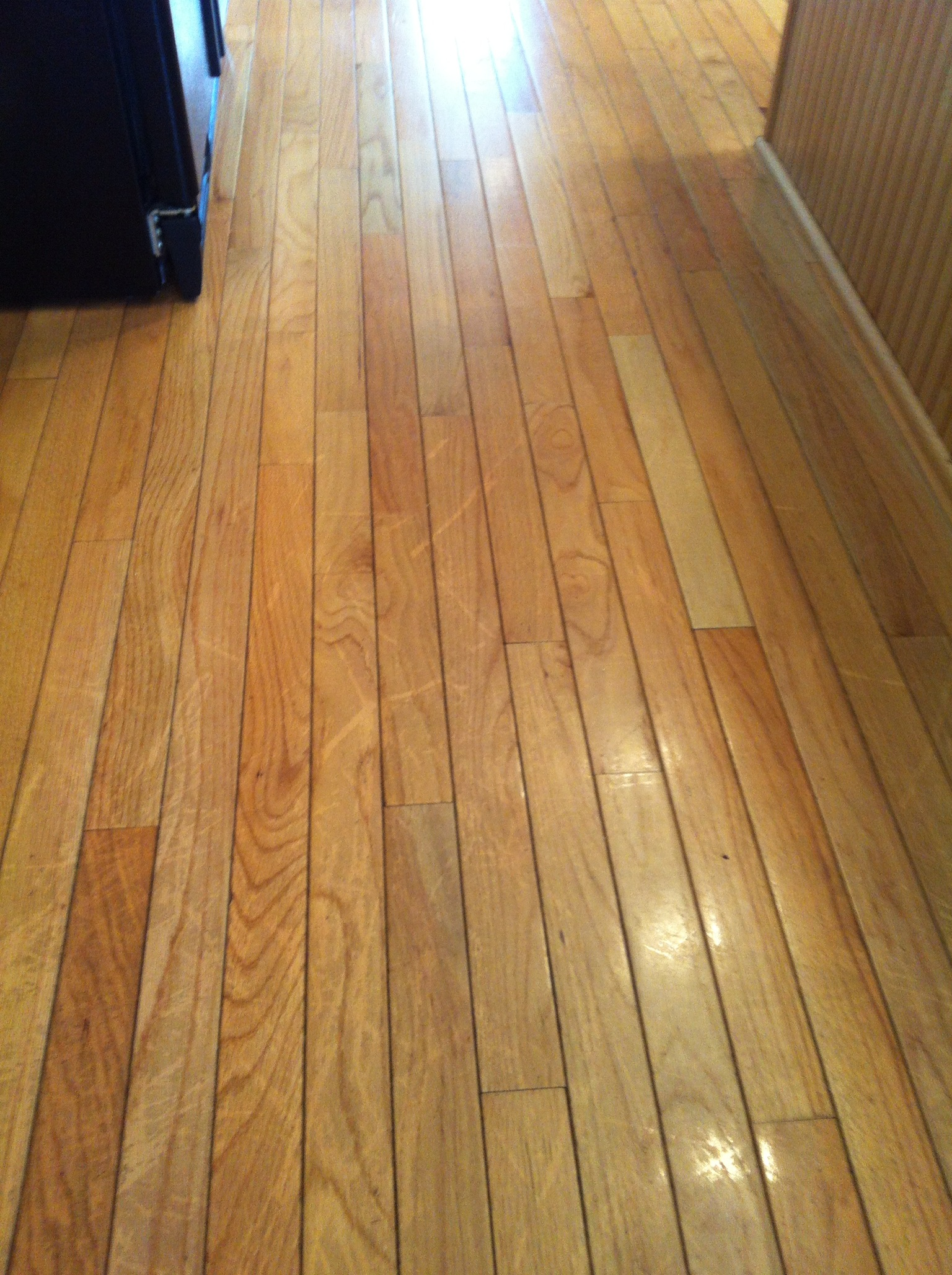 A Case Study Of Hardwood Floor Cleaning