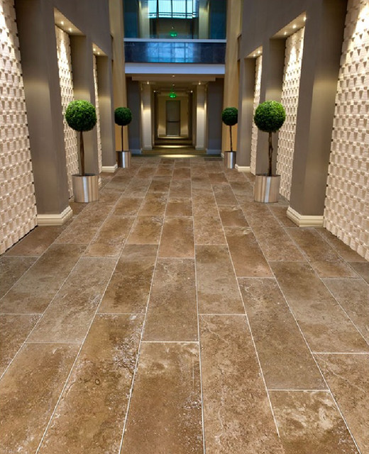 Why And How To Seal Travertine Tile Asj